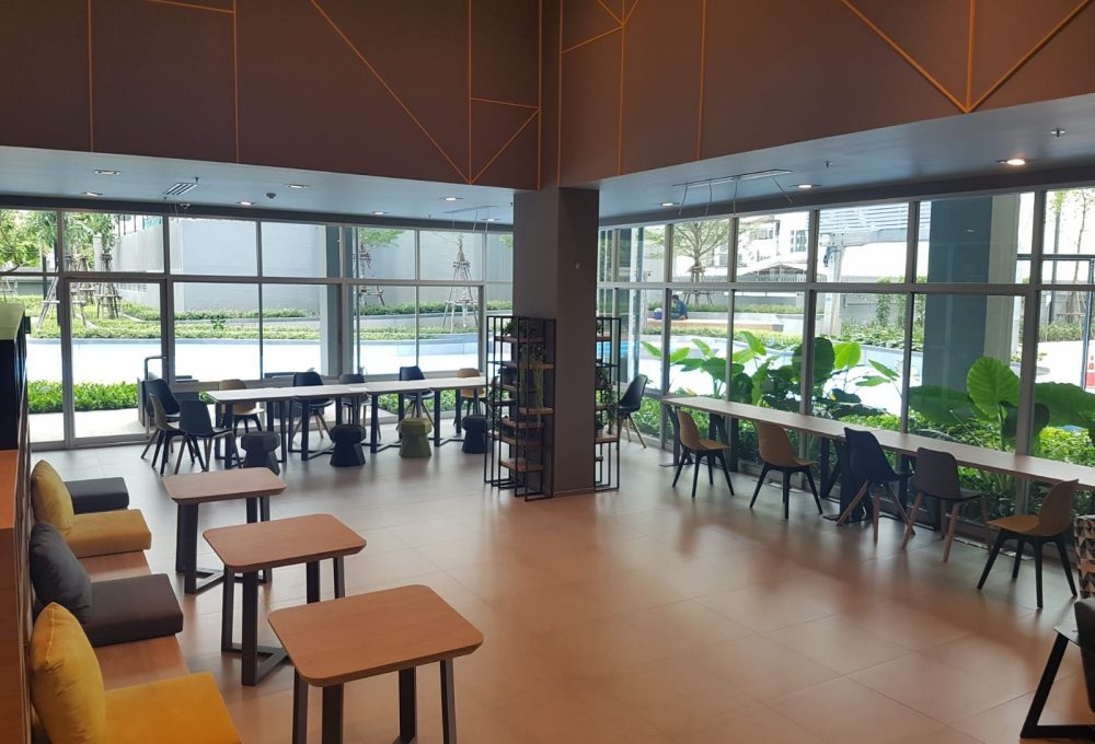 - ตรวจความพร้อมของสำนักงานนิติบุคคล ห้องต่างๆ และพื้นที่ส่วนกลาง3