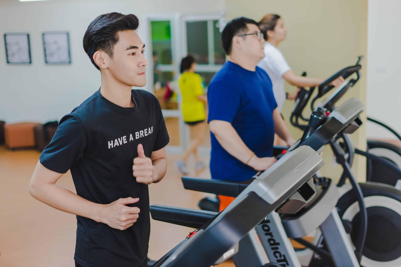 วิธีออกกำลังกายสำหรับคนอยู่คอนโด