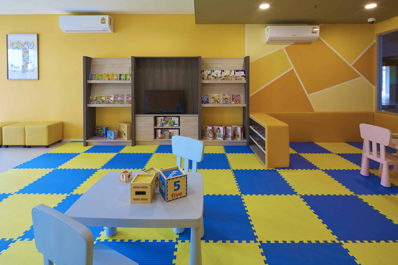 """ส่งเสริมการเรียนรู้และจินตนาการของเด็กด้วย """"ห้องคุณหนู (Kid's Zone)"""""""