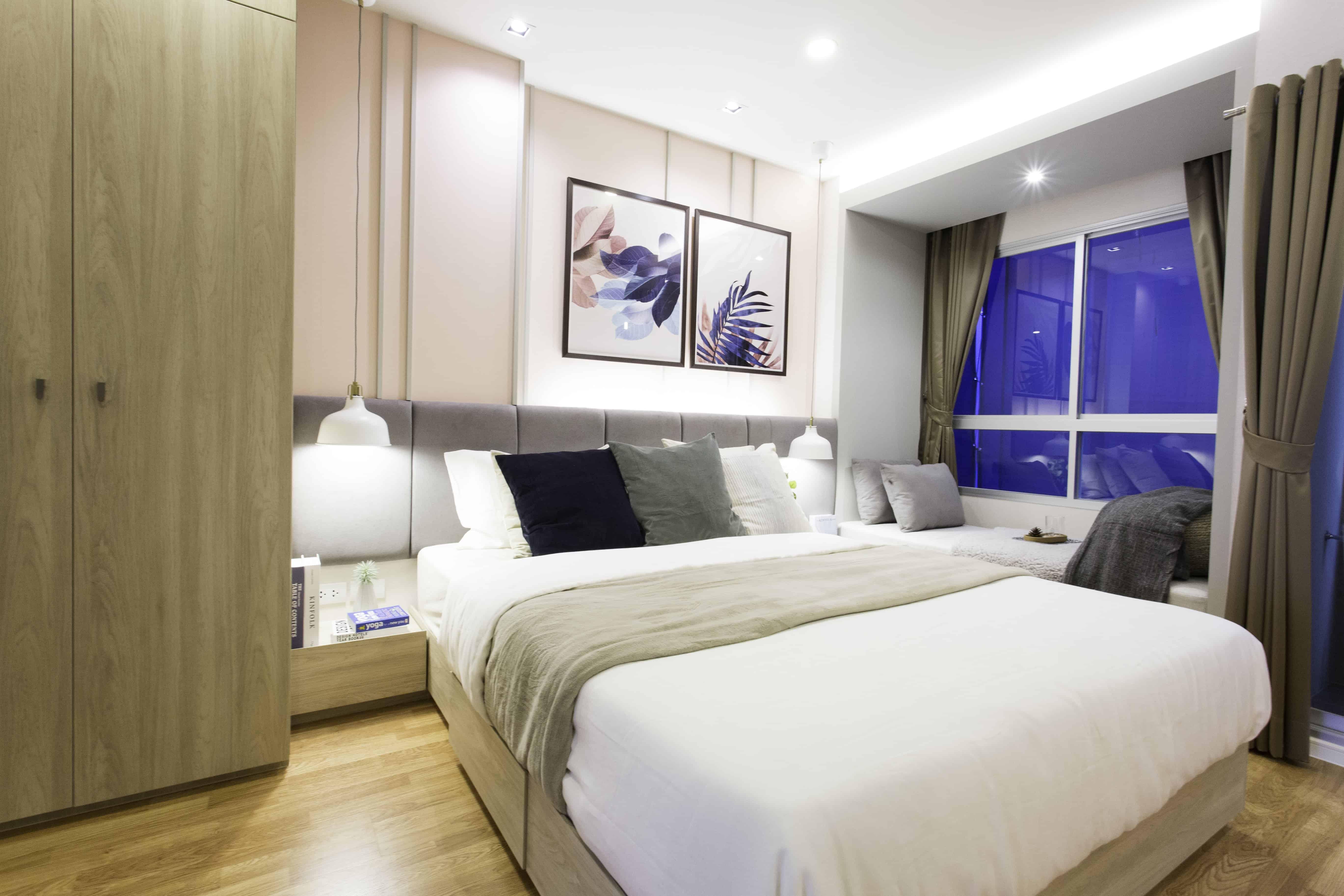 จัดห้องนอนอย่างไร ให้หลับฝันดี ไม่มีฝันร้าย?