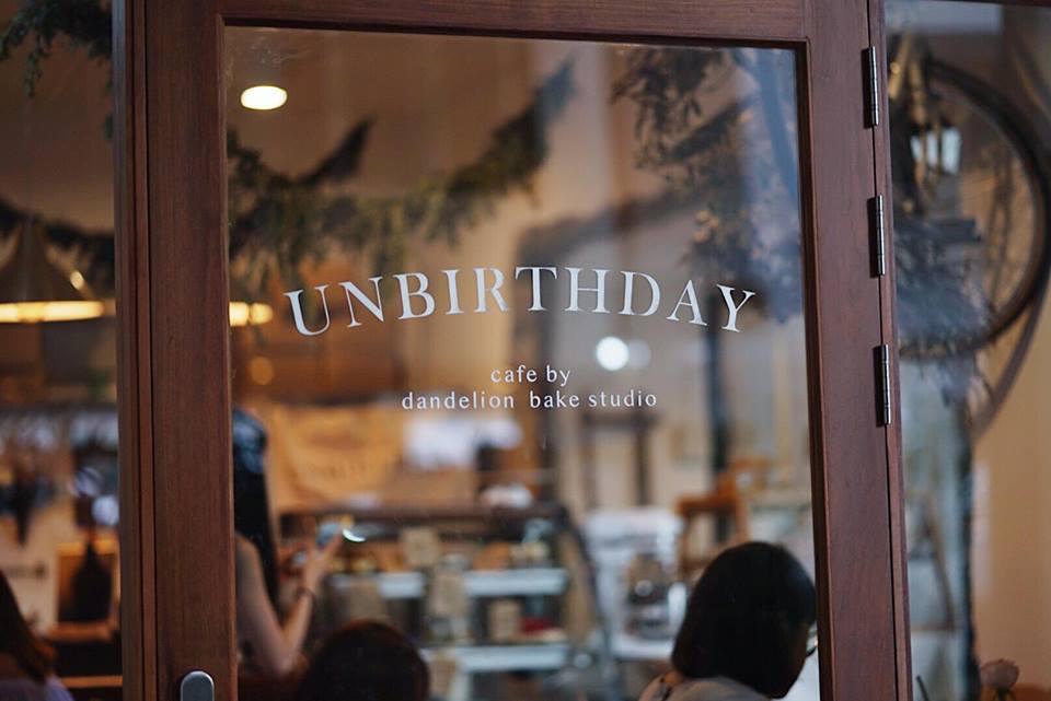 The Hidden Place & Hidden Bakery in Sukhumvit 31: Unbirthday Café