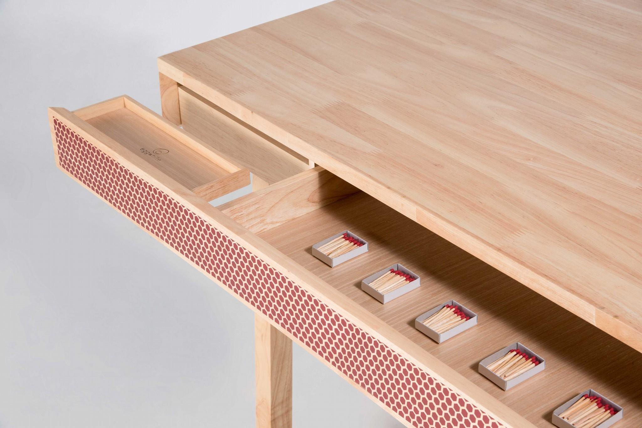 Matchbox Signature Table